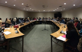 CSW62 High-Level Side Event on WPS/14 March 2018/ Photo by: Kellie Lee