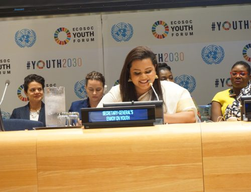 2019 ECOSOC Youth Forum