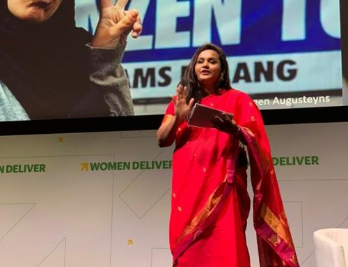 UN Youth Envoy at Women Deliver Conference 2019