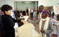 First multiracial elections in South Africa