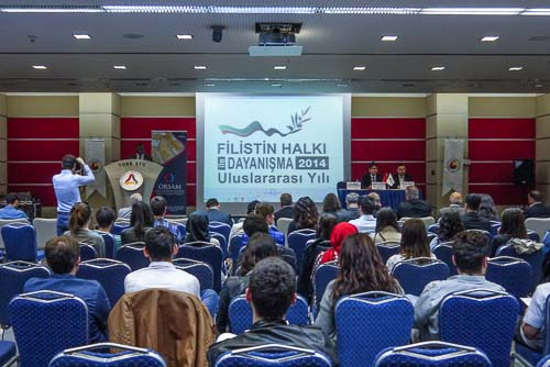Public Forum on the Question of Jerusalem in Ankara, Turkey, 14 May 2014